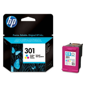 Atrament HP 301 (CH562EE) Color 165str