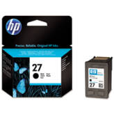 Atrament HP 27 (C8727AE) Black 220 str