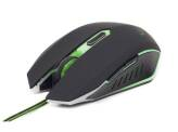 Mysz Gembird Gaming 2400DPI 6-Button Green