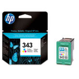 Atrament HP 343 (C8766EE) Color