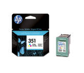 Atrament HP 351 (CB333EE) Color