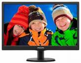 Monitor 18,5'' Philips LCD 193V5LSB2/10 LED czarny
